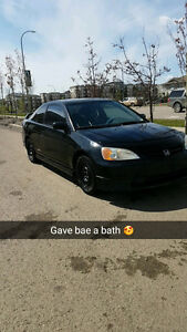 2002 Honda Civic si veloz Coupe (2 door)