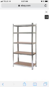 Looking for shelving $10