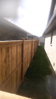 Fences we accept instalment payments over the winter