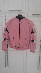 Woman's Cortech LRX Motorcycle Jacket MD