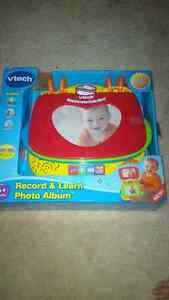 Vtech Record & Learn Photo Album Cambridge Kitchener Area image 1