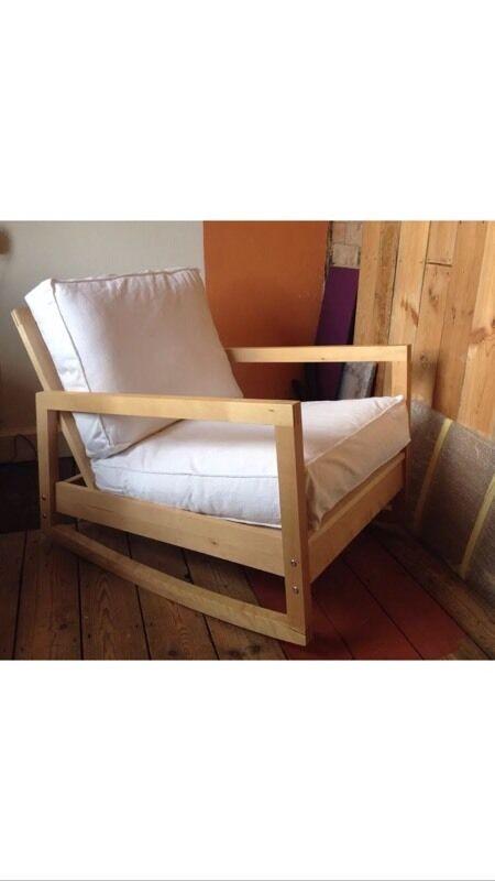 Scandinavian Rocking Chair For Sale In Crookston Glasgow Gumtree