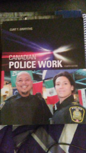 Canadian Police Work Fourth Edition Curt T. Griffiths