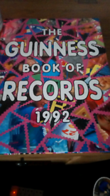 Guinness Book of Records 1992