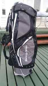 BMW Soft Golf Bag with Retractable Stand