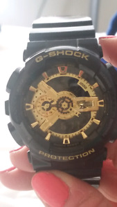 Watches...guess fossil and gshock