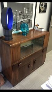 Art Deco Side board sideboard bar liquor cabinet