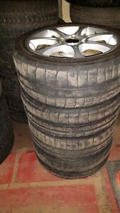 BMW 3 series fitment ASA Alloy wheels/ Track day tires 225/45R17