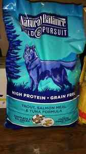 High end dog food