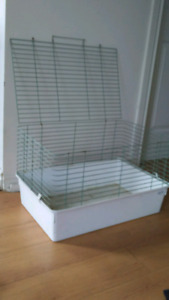 Cage a lapin brossard 40$
