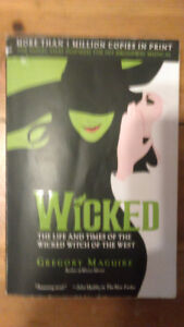 Wicked The Life and Times of the Wicked Witch of the West