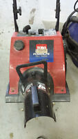 Toro Powerlite 98CC snowblower
