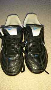 Nike Soccer Shoes - youth size 1