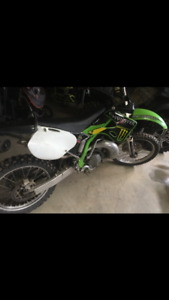 2002 kx250 in mint condition!