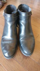 Womens sz9 Geox waterproof ankle boots