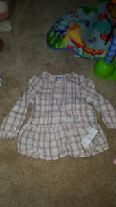 Baby girl clothes 6 months to 2t