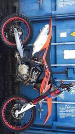 2014 KTM 250 SXF MOTOCROSS OFF-ROAD NOT KX CR RM YZ CRF KXF RMZ 125