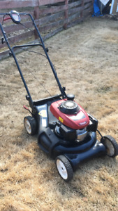 Craftsman Self Propelled Lawn Mower complete with Honda Engine