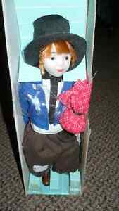 "VINTAGE ADORABLE ""FANAS"" PORCELAIN SPAIN HOBO MALE DOLL Kitchener / Waterloo Kitchener Area image 1"