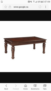 Need coffee tables
