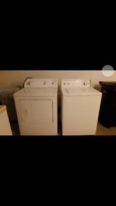 Kenmore Washer & Dryer for sale 150.00 OBO :0)