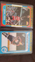 Jordan and Gretzky Rookie Reprints