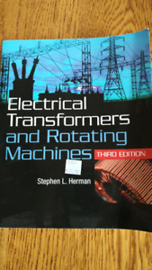 Electrical Transformers and Rotating Machines - Third Edition
