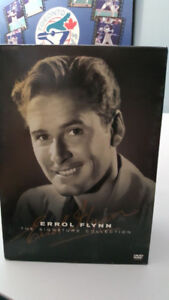 ERROL FLYNNE SIGNATURE DVD COLLECTION  6 MOVIES FOR SALE