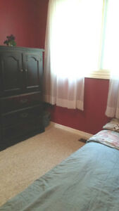 Room for rent Allendale location, close to the 400 and downtown.