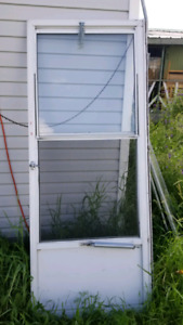 Screen door for 32x80