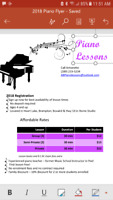 Affordable Private Piano lessons Brampton
