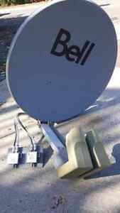 Antenne soucoupe Bell