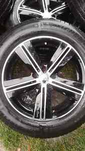 MAGS RTX 17'' DODGE CHARGER,300 OU CHALLENGER