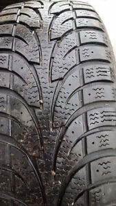 winter tires 195/65r15 91T. Price negotiable West Island Greater Montréal image 5