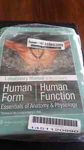 Human Form Essentials of Anatomy and Physiology Textbook