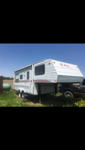 5th wheel trailer 21ft