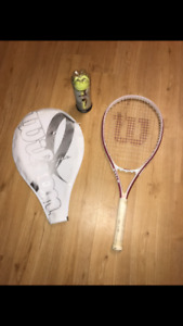 Women's Tennis Racquet with case