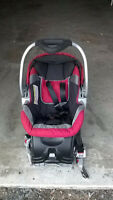 Baby Trend car seat and base in great shape