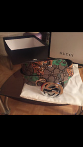 95cm Gucci Bengal Belt for sale !!