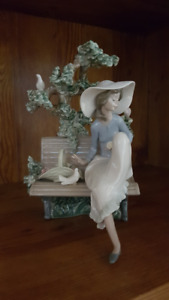 LLADRO - SUNDAY IN THE PARK - 5365