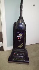 Hoover Self Propelled Upright Vacuum