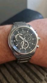 Citizen Eco-Drive gentleman's watch.