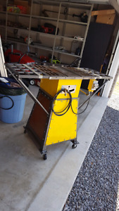 "Custom Made 8"" Table Saw"