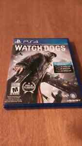 Watch dogs playstation 4 neuf