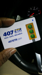 407ETR Gift Cards