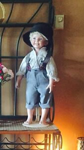 Hand Crafted Porcelain Doll Kawartha Lakes Peterborough Area image 1