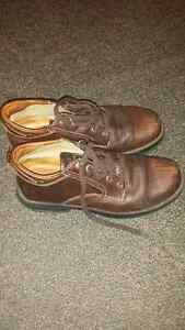 Size 9 male Timberland leather shoes for sale Peterborough Peterborough Area image 2