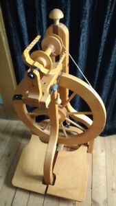 Schacht Matchless Spinning Wheel - Double Treadle