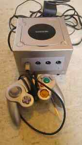 Gamecube with 20 games!great xmas present