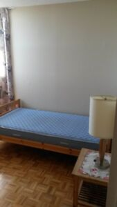 A Fully Furnished Room near to close to square one mall.